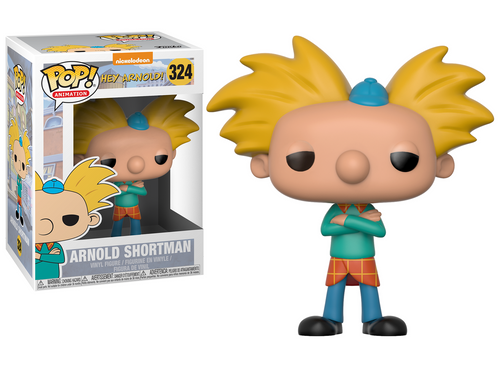 Hey Arnold - Arnold Shortman Pop! Vinyl Figure