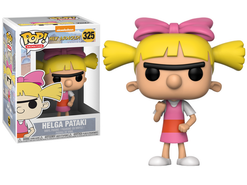 Hey Arnold - Helga Pataki Pop! Vinyl Figure