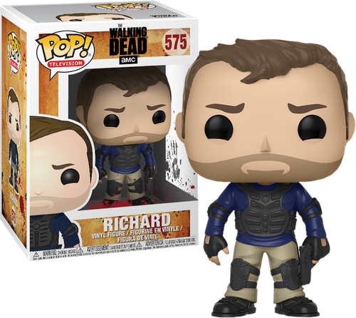 The Walking Dead - Richard Pop! Vinyl Figure