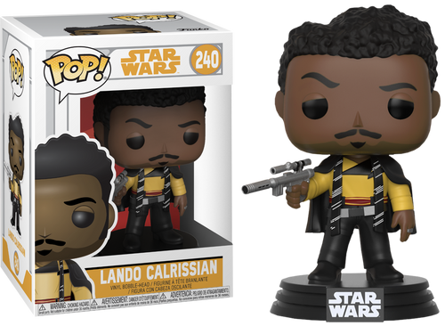 Star Wars: Solo - Lando Calrissian Pop! Vinyl Figure