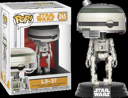 Star Wars: Solo - L3-37 Pop! Vinyl Figure