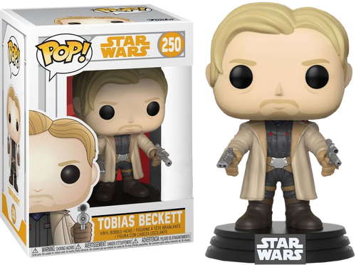 Star Wars: Solo - Tobias Beckett with Duel Blasters US Exclusive Pop! Vinyl Figure