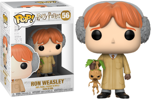 Harry Potter - Ron Weasley in Herbology Outfit Pop! Vinyl Figure