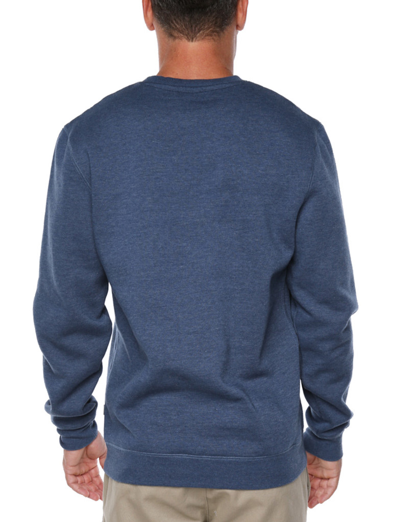 Big Mens Priority Crew Sweat - Ink Marle