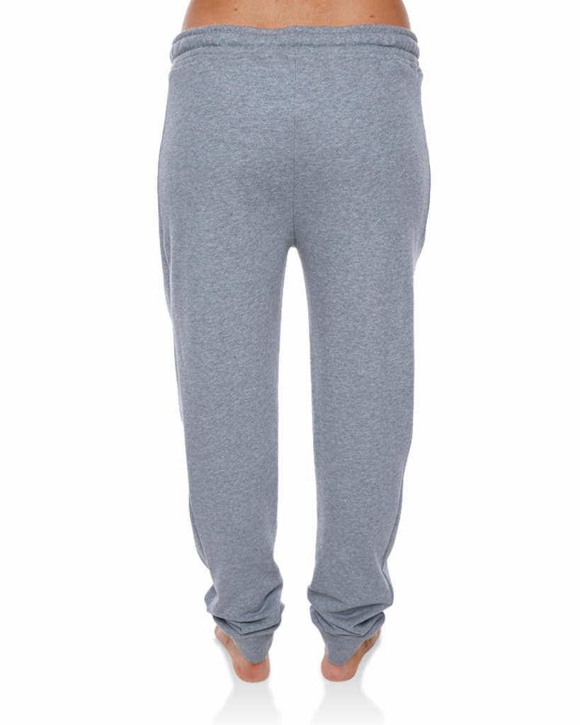 Ladies Luxe Trackpant - Slate Marle