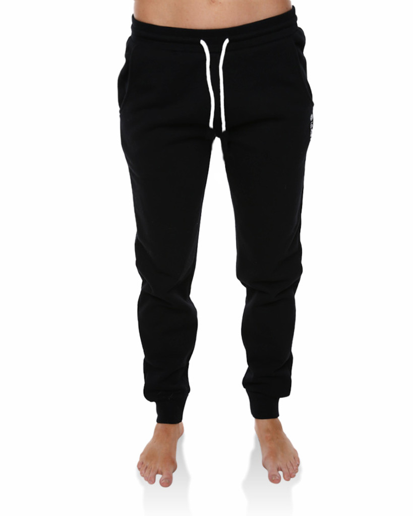 Ladies Current State Trackpant - Black