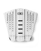 Line Up 3 Piece Tail Pad - White