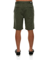 "Big Mens Last Term 20"" Walkshort - Olive"