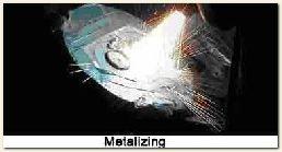 metalizing