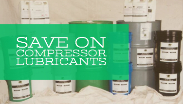Save On Compressor Lubricants