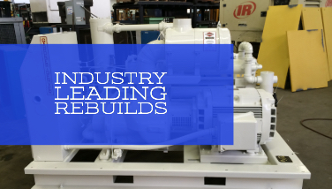 Industry Leading Rebuilds