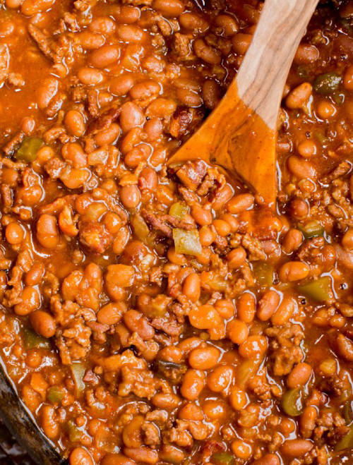 The Ultimate Baked Beans