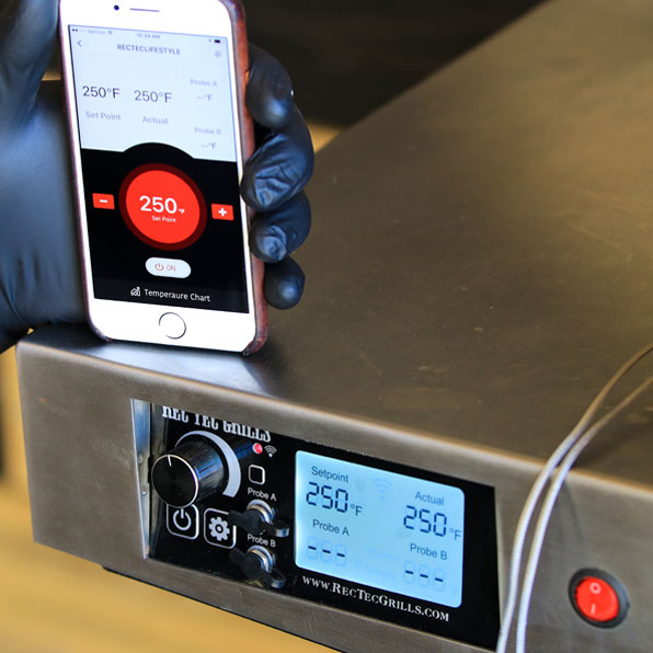 Smart Grill Technology