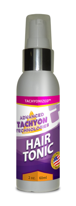 Tachyonized Hair Tonic - It Really Works!