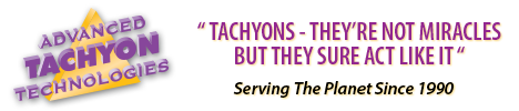 ADVANCED TACHYON TECHNOLOGIES INTERNATIONAL