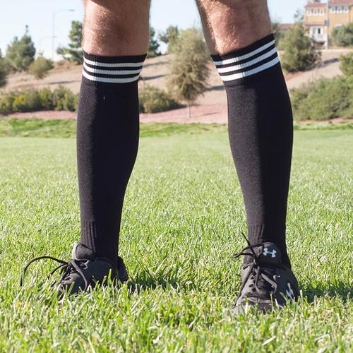 Match-Elite Soccer Referee Socks