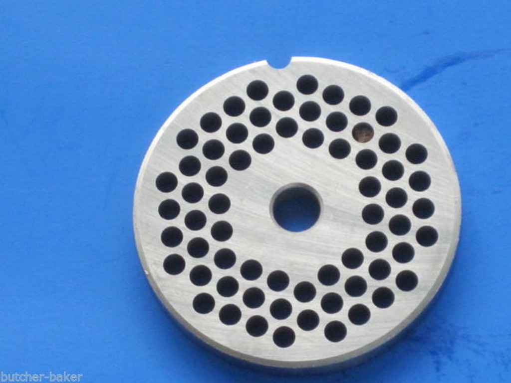 """PICK YOUR SIZE  #12 Meat Grinder Grinding Plates 2 3/4"""""""