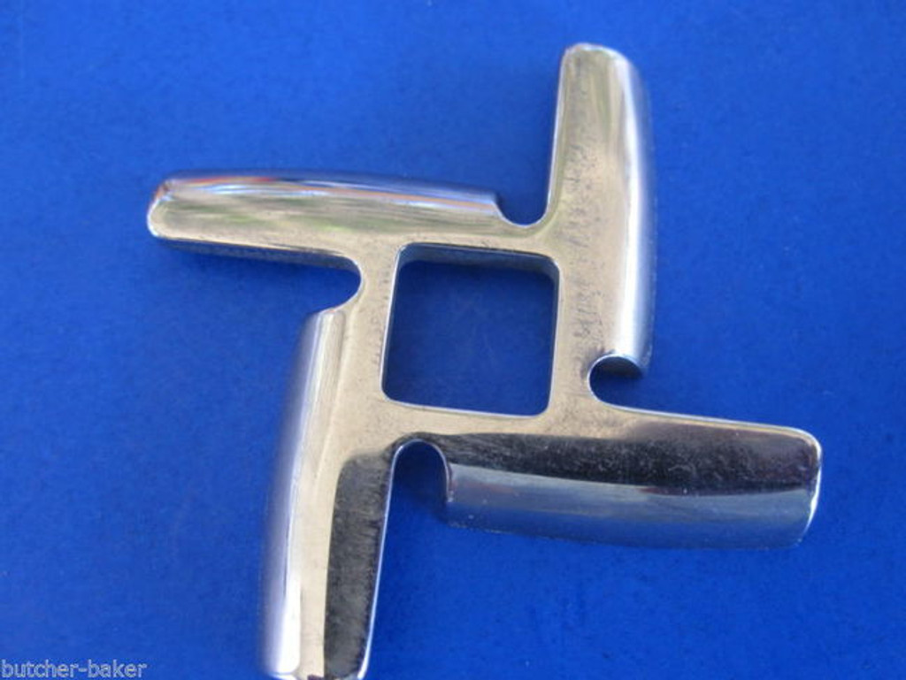 NEW STYLE SUPER SHARP KNIFE for KitchenAid Mixer FGA Meat Grinder  Food Chopper