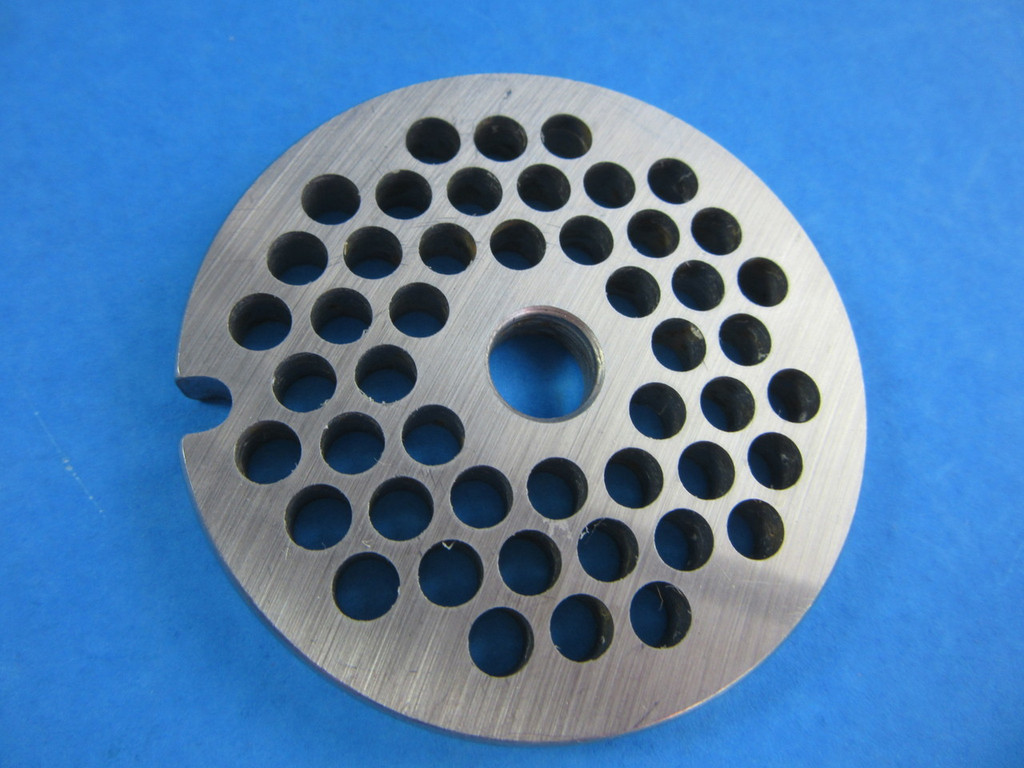 "#5 x 3/16"" holes size Meat Chopper Grinder plate disc for Electric or Manual"