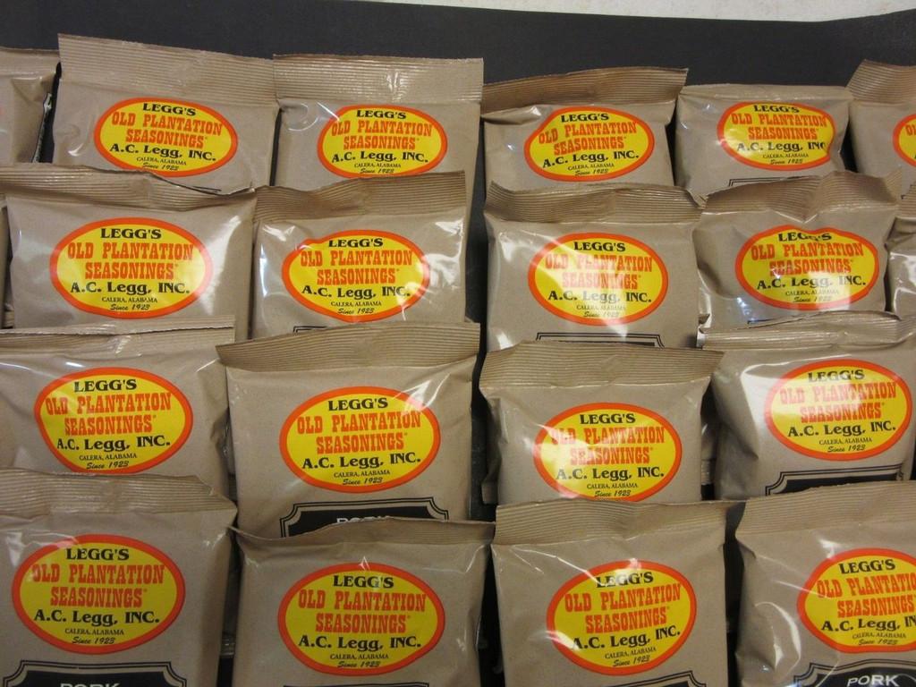 CASE PRICE Leggs Original Smoked Link  Sausage Seasoning 600 lb w/Cure for Venison Pork Elk Beef