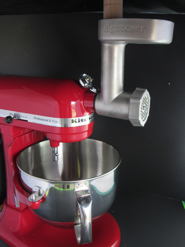 Fits all versions of Kitchenaid stand mixers with the front power drive.  Artisan, Classic, Professional and others.