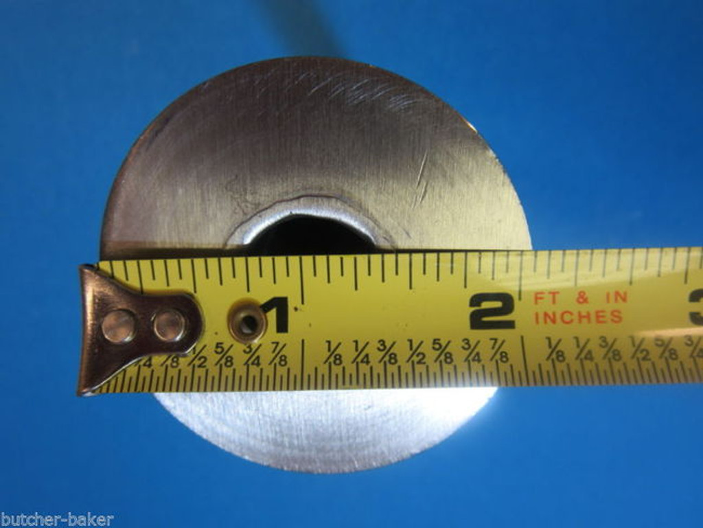 """THE BEST Sausage Stuffing Horn Tube 1/2"""" for Manual Stuffer STAINLESS STEEL"""