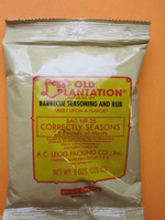 BBQ Rub Leggs Old Plantation for Ribs Beef Brisket Chicken Pork for 50 lbs meat