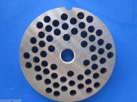 PICK YOUR SIZE #22 Meat Grinder Grinding Chopper Plates for Weston Fleetwood etc