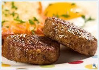 ORIGINAL Breakfast Sausage Recipe Seasoning Spices for 25 lbs Beef Venison Pork
