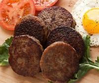 Hot COWBOY BLEND  for 50 LBS  BREAKFAST Pan Sausage Seasoning from AC Leggs