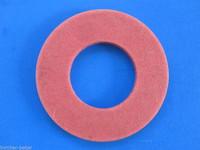 """(3) #32 Fiber Washer for Hobart Meat Grinder Worm Auger w/ 3/4"""" sq drive"""