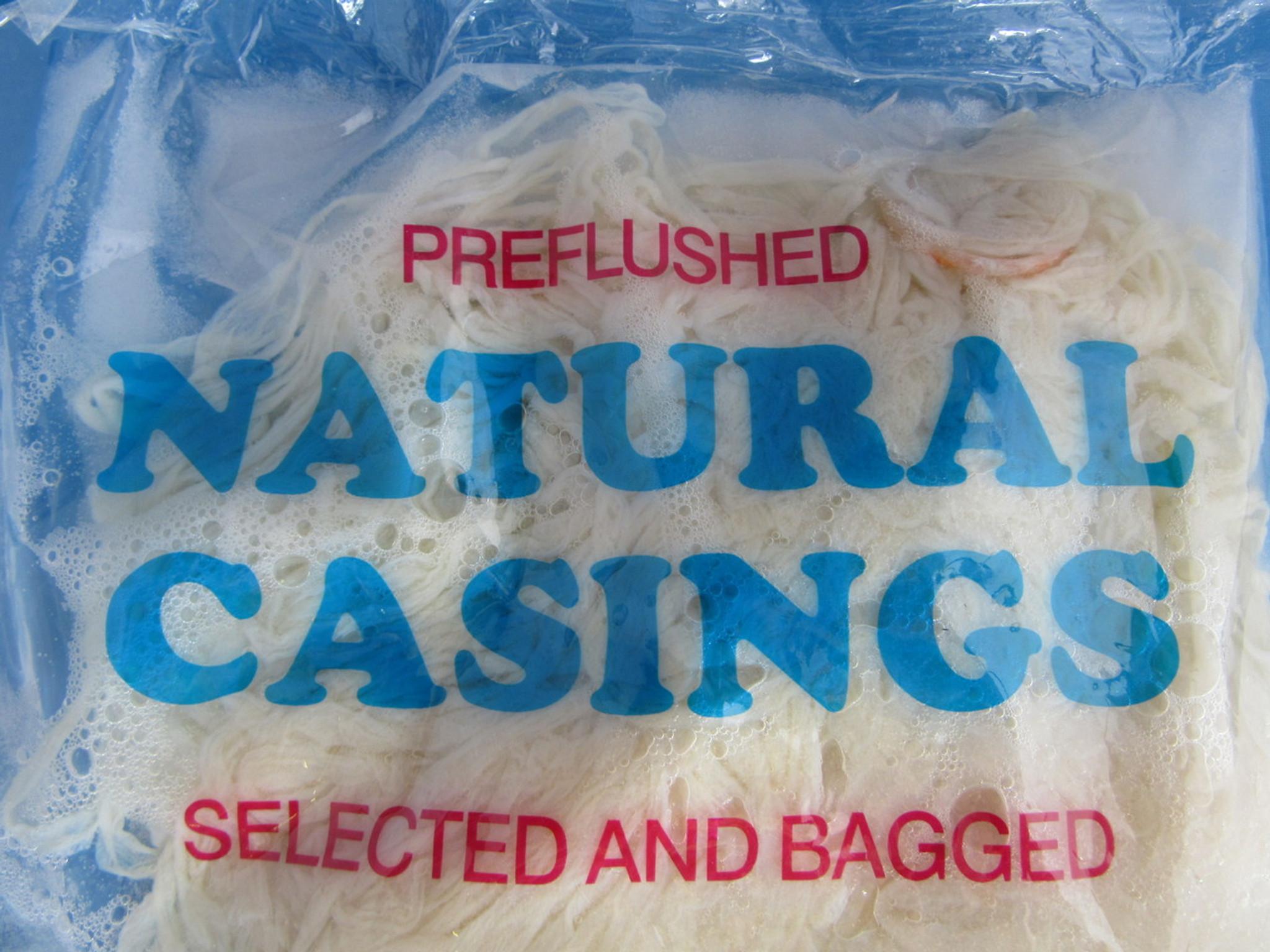 Best Buy  Full Hank 100  Lbs Natural Sausage Hog Casings