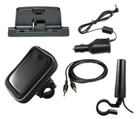 BKMS4 satellite radio motorcycle kit