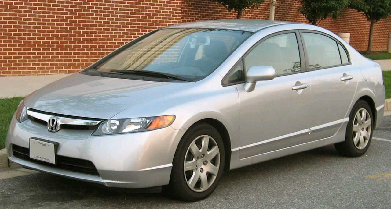 Generation 8 Honda Civic