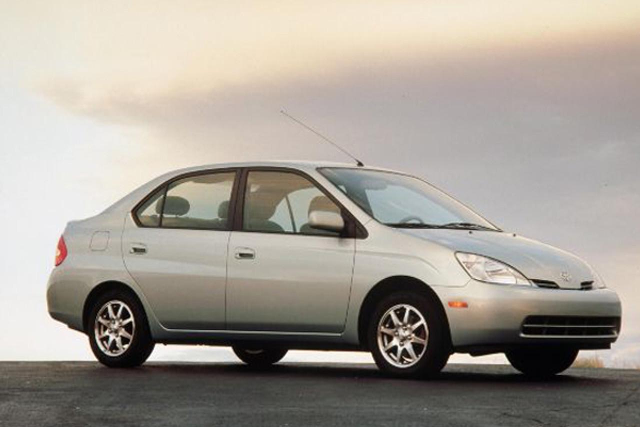 Toyota Prius (1997-2003) Driver Side Seat Brackets