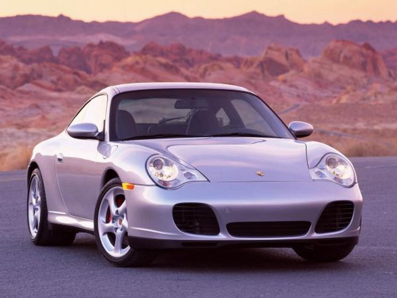 Porsche 996 ExtendMySeat