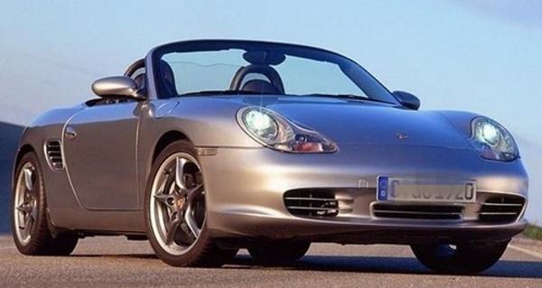 986 Porsche Boxster