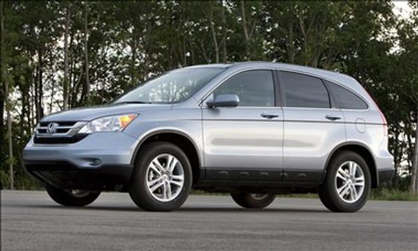 2007-2011 Gen3 Honda CRV