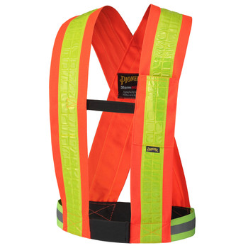 Orange 5593 Hi-Viz Safety Sash