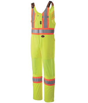 Safety Yellow - 6000 Hi-Viz Traffic Overall
