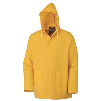 Yellow - 577 Supported PVC 3-Piece Rain Suit