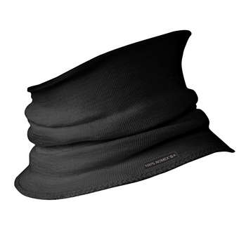 Black - C207BK Nomex® IIIA Neck Warmer/Windguard