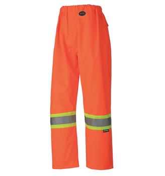 Safety Orange - 5576 Hi-Viz 100% Waterproof Pant