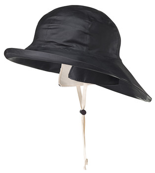 Black- D5050 Dry King Offshore Traditional Sou'Wester Hat