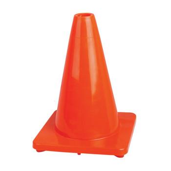 "180P 12"" Premium PVC Flexible Safety Cone   Safetywear.ca"