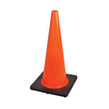 "183P 28"" (70 cm) Premium PVC Flexible Safety Cone"