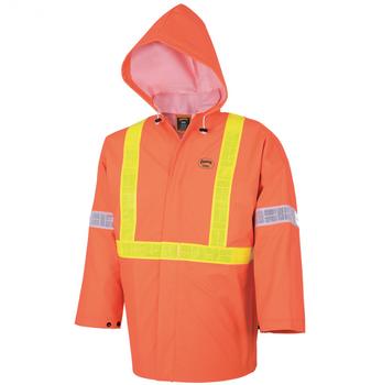 Safety Orange - R85 Element FR PVC 3-Piece Suit