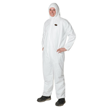 2065 Antistatic Microporous Coverall