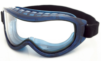 S80200 Odyssey II Series Industrial Dual Lens Goggle