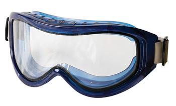 S80201 Odyssey II Series Chemical Splash Dual Lens Goggle